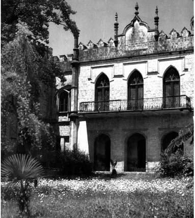 Dadiani Mansion